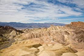 A road trip to death valley salt flats chilly nights and kitsch