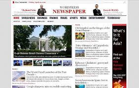 advanced newspaper magazine news wordpress theme from gabfire themes