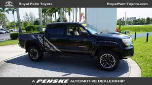 2013 toyota tacoma service schedule used toyota tacoma at royal palm toyota serving wellington royal