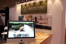 home show season greening homes