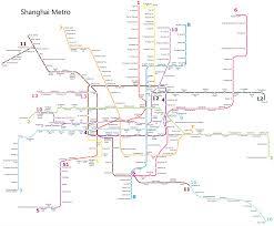Budapest Metro Map by Using The Metro In Shanghai Our Guide Context Travel Blog