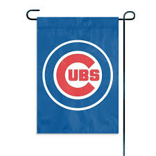 Flag Stakes Amazon Com Chicago Cubs 15 X 10 5 Inch Window Garden Flag