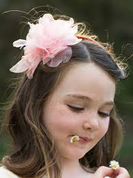 floral headband floral headband for flower girl hair accessories jewelries