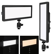 china ball video lighting bicolor edge soft led video lights aluminum solid stable led video