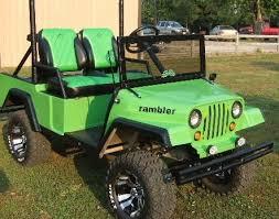 Golf Cart Off Road Tires Melissa U0027s Golf Cart Custom Body Kits Custom Golf Cart Body Kits