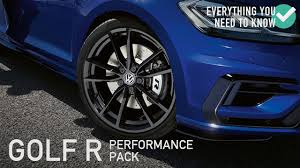 Golf R Usa Release Date Golf R Performance Pack Everything You Need To Know Youtube