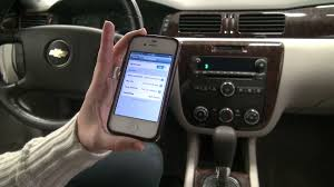 connecting a iphone to a chevy impalas bluetooth pairing walk