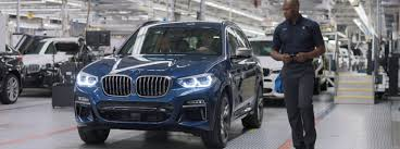 where are bmw cars from where are bmw s suv s built in the united states
