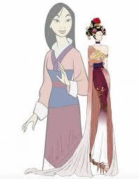 robe de mariã e disney 97 best mulan fan images on disney princesses