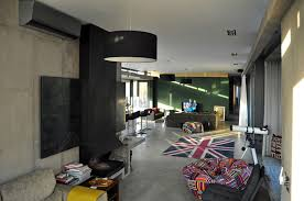 architects u0026 interiors design a stylish home in a residential golf