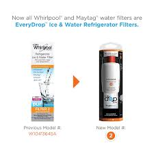 amazon com everydrop by whirlpool refrigerator water filter 2