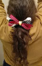 ribbon ponytail how to make bows on ponytail holders may arts wholesale ribbon