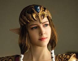 Legend Zelda Halloween Costumes Zelda Costume Etsy