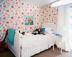 Wallpaper For Kids Bedrooms by 3 Ways With Wallpaper For Kids U0027 Rooms Family Living 2014 Lonny