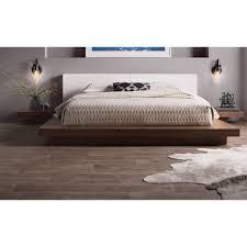 South Shore Twin Platform Bed Bedroom Modloft Worth Platform Bed California King Platform Bed