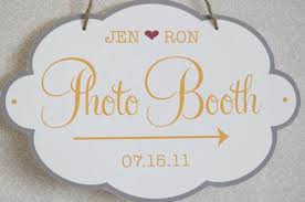Photo Booth Sign Custom Photo Booth Sign Maker Sparkbooth