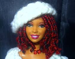 hair style with color yarn the 25 best afro hair doll ideas on pinterest diy african dolls