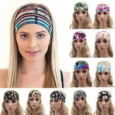 hair bands women sports wide headband sweatband hair bands