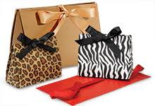 purse gift bags paper gift bags