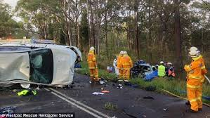 man u0027was high on meth u0027 when he crashed his car and injured three