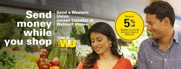 walmart western union