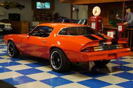 pictures of 1978 camaro 1978 chevrolet camaro w split bumper clip orange black a e