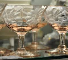 Hughes Cornflower Crystal Cordials 131 Best Hughes Cornflower Glass Images On Pinterest Cut Glass