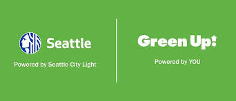 seattle city light login it s easy to green up your world sign seattle city light