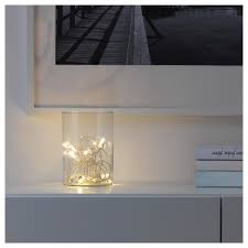 ikea under cabinet led lighting särdal led lighting chain with 12 lights transparent battery