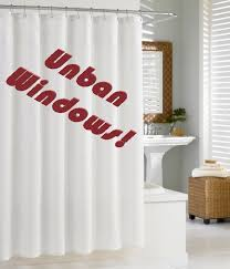 Shower Curtains For Guys My Wife Also Let Me Choose The Shower Curtains
