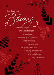 our is a blessing s day card cardstore