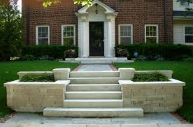 front entry reflections from wandsnider landscape architects use