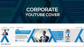 cara membuat desain x banner di photoshop 41 creative youtube banner templates