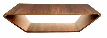 Modern Walnut Coffee Table Coffee Table Contemporary Contemporary Coffee Table Glass