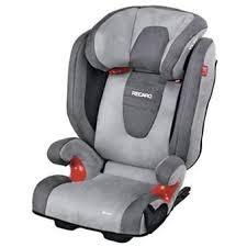 siege auto recaro monza recaro siège auto groupe 2 3 monza seatfix asphalte gris achat