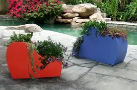 home garden decoration outdoor home garden decoration sculptural planter design cloud