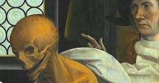 Meme Art - art meme death and the miser useum