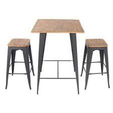 Square Bistro Table And Chairs Grey Pub Tables U0026 Bistro Sets Joss U0026 Main