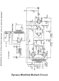 Transformer Coupled Transistor Amplifier Schematic Mullard Circuit Ultralinear Homebrew Audio Amp