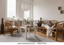 Living Room Wicker Furniture Wicker Furniture Stock Images Royalty Free Images Vectors