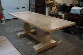 cuisine vieux bois table de cuisine en bois affordable grande table de cuisine en