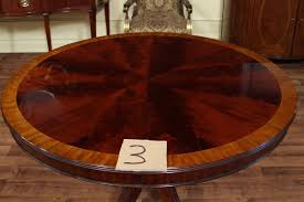 round pedestal dining table 48 home design