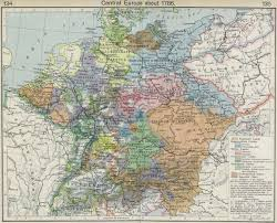Cold War Map Of Europe by French Revolution Maps
