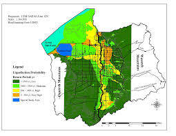 University Of Utah Parking Map by Ulag Utah Liquefaction Advisory Group Web Page