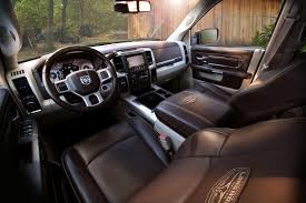 Nicest Truck Interior Review 2015 Ram 2500 Laramie Longhorn Ny Daily News