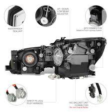 lexus gs 450h engine 2006 2011 lexus gs350 gs450h passenger side headlight right only