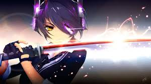 anime wallpapers girls sword fighting anime girl sword fight weapon name but her sword is generally a