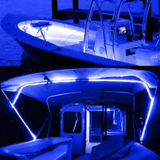 boat led strip lights waterproof yacht marine boat light deck bow pontoon stair led strip