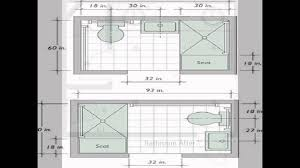 Small Bathroom Floor Plans by Latest Design Bathroom Floor Plan For A Minimalist Home Youtube