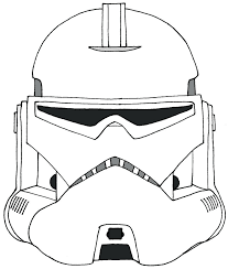 coloring pages star wars the force awakens clone trooper battle